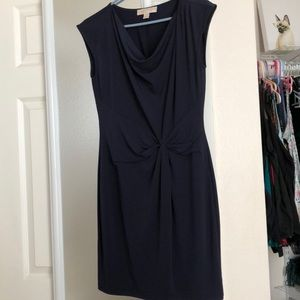 Michael Kors Navy Blue Dress